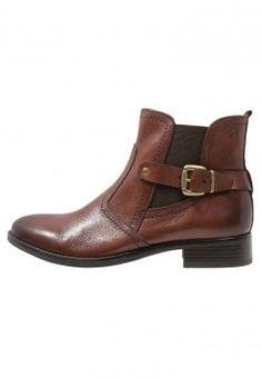 Caprice - Ankle Boot - cognac