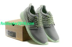 super popular 1a835 d206a Nike Roshe Run Dyn FW QS Gamma Grey Light Charcoal Cyber Barely Volt 580579  037