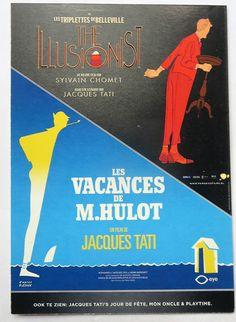 film/illusionist/jaques tati/1953/eyemuseum/amsterdam