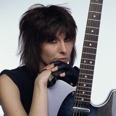 American singer-songwriter and guitarist Chrissie Hynde World Music, Music Is Life, Chrissie Hynde, Punk Rock Girls, Elvis Presley Pictures, The Pretenders, Women In Music, Rock Groups, Game Art
