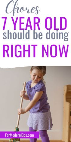 Did you know that there are many fun & easy kids for chores by age? This time here's a list of chores for 6 and 7 year olds that they can and should be doing during their age. These home chores for kids will help a kid to become independent, and trust me they are so capable of these chores for 6 and 7 year olds! #kidschoresbyage 8 Year Old Chores, Chores For Kids By Age, Age Appropriate Chores For Kids, House Chores, Chore Chart Kids, Chore List, Charts For Kids, Household Chores, 8 Year Olds