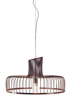 Suspension lamp Spider, by Claudia Melo for Mambo's ETTERO Collection