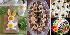 Recept 18 skvělých nápadů, jak servírovat studené mísy na Velikonoce