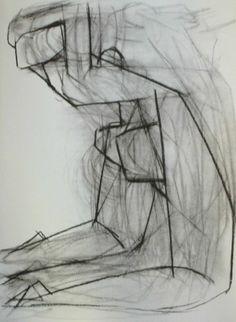 Nu abstrait, Matisse