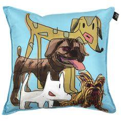 BEAUTIFUL DOGS ALMOFADA 45 - Tok&Stok