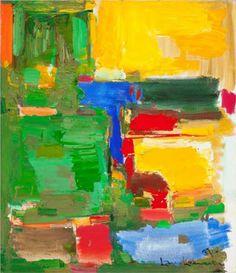 Dew and Dusk - Hans Hofmann