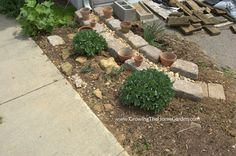 A dry creek bed can be a great idea to solve problems like redirecting drainage away from a home. Here is one way to make a dry creek bed.