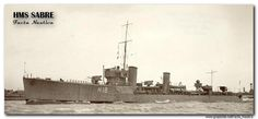 British S-Class destroyer of World War One. Also served in World War Two and was scrapped in 1945