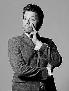 Dean Bangs Cas In The Impala