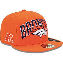 6a27149cfda Denver Broncos 2013 New Era Draft Hat Broncos Hat