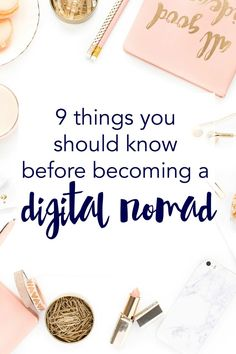 Thinking of working from anywhere? Here are 9 things you should know before becoming a digital nomad (on Think Creative Collective). Click through to learn how I navigated the move from desk bunny to digital nomad. Brand Archetypes, Career Planning, Digital Nomad, Travel Aesthetic, Work Travel, Online Work, Blogging For Beginners, Digital Marketing, How To Become
