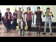 MOTYLE Inscenizacje i zabawy muzyczne - YouTube