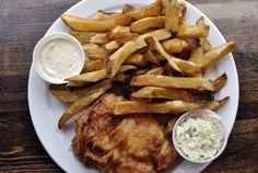 Fish and chips restaurants in Toronto are pretty evenly dispersed around the city, with tons of fantastic destinations. No matter what neighbourhood you're in, you need not cast your line too far to reel an excellent plate of coastal comfort food. Here are my picks for the top fish and...