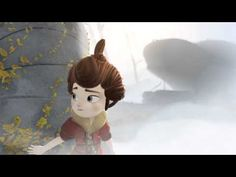 NEBULA - In a forest in the mountains, a little girl makes a mysterious encounter. Film 2014, Film D'animation, How To Make Animations, Cool Animations, Illustrations, Illustration Art, Principles Of Animation, 3d Animation, Stop Motion