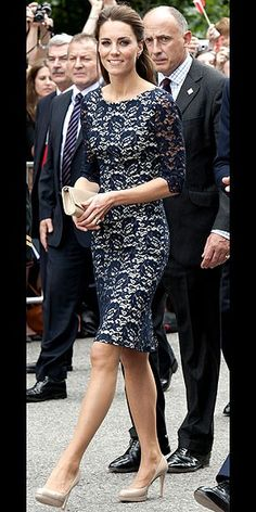 Love the dress. Love Kate Middleton. So much style and class. :)