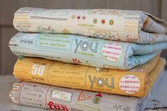 Noteworthy fabrics by Sweetwater in stores January 2013