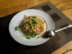Wok, Risotto, Health Tips, Grains, Rice, Ethnic Recipes, Salads, Stir Fry Rice, Fennel