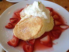 【15位】クリーム ポット Oahu Hawaii, Soups, Pancakes, Sweets, Drinks, Breakfast, Food, Drinking, Morning Coffee