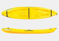 Malibu Ocean Kayak by MoreOutside: Stable and simple to use. #Kayak