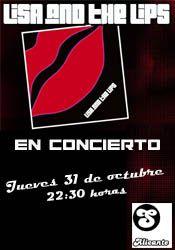 Lisa & The Lips en concierto en la Sala Stereo Alicante http://www.agendalacant.es/index.php/lisa-the-lips-en-concierto-en-la-sala-stereo-alicante