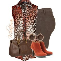 Untitled #318, created by mhuffman1282 on Polyvore