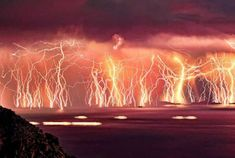 The Everlasting Storm - Most tremble at the sights and sounds of lightning & thunder. But imagine if you had to endure an epic storm tha. All Nature, Amazing Nature, Catatumbo Lightning, Cool Pictures, Cool Photos, Storm Pictures, Random Pictures, Amazing Photos, Northern Lights