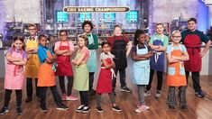 11 Best kids Baking Championship images in 2019