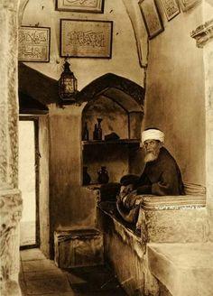 Watchman of the Gates of al-Quds (Jerusalem, c. 1900-1920 CE)