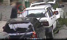 San Fernando: gracias a las cámaras, un hombre fue detenido por robar el estéreo de un auto