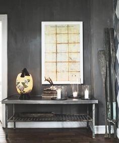 Visite déco | Une belle maison scandinave en noir et blanc - @decocrush
