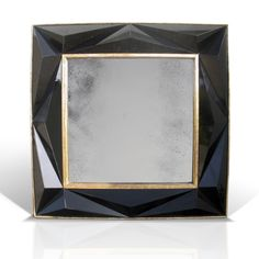 NAGOYA Square Mirror - Mirrors - Accessories - Dering Hall.  Please contact Avondale Design Studio for more information on any of the products we highlight on Pinterest.