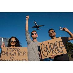 El Chivo Lubezki tomó estas poderosas fotos en las marchas contra Trump