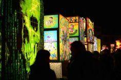 Fasnacht, Basel, Laternenausstellung, Münster