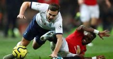 Tottenham Vs Manchester United Preview How To Watch On Tv Live Stream Kick Off Time Team News Get The Latest News F In 2020 Manchester United Tottenham Manchester