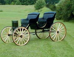 Justin Carriage Works - Starter Carriage - Henry Ford Special