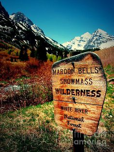 Maroon Bells IV -    Thanks for visiting my gallery...