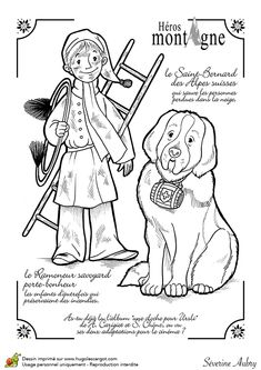 alphorns coloring pages - photo#13