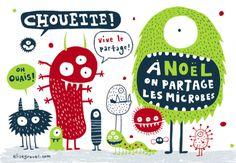 Noël microbes
