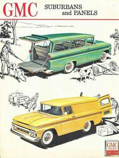 Chevrolet Panels