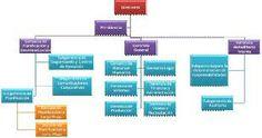 ORGANIGRAMAS Bar Chart, Diagram, Organizational Chart, Blue Prints, Bar Graphs