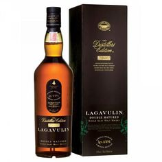 Lagavulin distillers edition double matured 2019