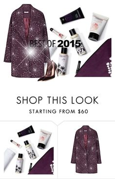 """Simply The Best Sets of 2015!"" by giginicole ❤ liked on Polyvore featuring Cowshed, The 2nd Skin Co. and Gianvito Rossi"