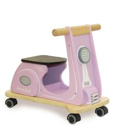 Indigo Jamm - Pink Scooter