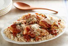 Italian Chicken & Rice