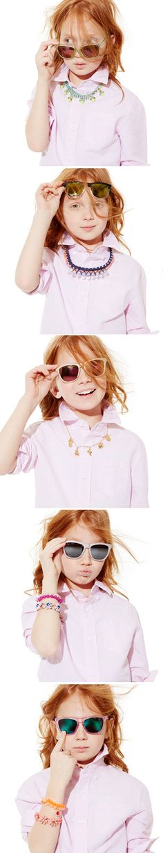 Jcrew girl's accessories
