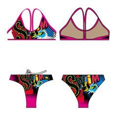 Turbo Swimwear - Turbo THE SWIM Bikini, £34.95 (http://www.turboswimwear.co.uk/turbo-the-swim-bikini/)