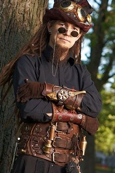 Aristocrat scavenger by Sebbal - steampunk guys, steampunk cosplay, steampunk wear, steampunk clothes - Steampunk pictures