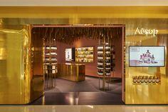 Snohetta, Aesop, Signature Store, Singapur, Kosmetika, Luxus, Ladenbau