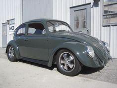 1960 VW Beetle Cal Looker For Sale @ Oldbug.com