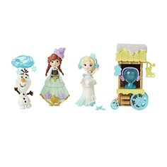Re-create the fantastic finale of Disney's Frozen with this Ice Skating Scene playset. The set features Anna and Elsa in their outfits from the movie's ice . Disney Frozen, Frozen 2, Disney S, Disney Princess, Frozen Toys, Princess Toys, Baby Toys, Kids Toys, Anna Et Elsa